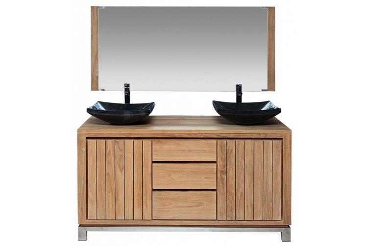 ≥ thebalux badmeubel breed met spiegel badkamer