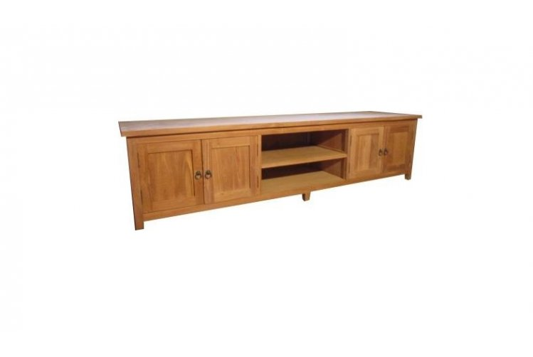 Dressoir Kasten Teak.Teak Tv Dressoir Tv Kast Kor 200 Cm