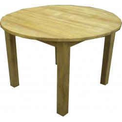 Eettafel rond 120 cm