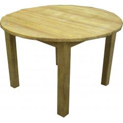 Eettafel rond 160 cm