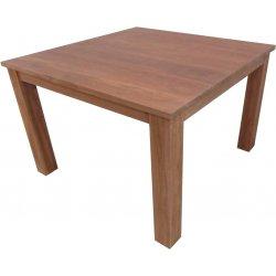 Eettafel vierkant 100x100cm